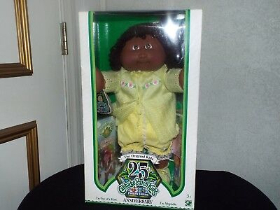 Cabbage Patch Kids 25th Anniversary Doll Loralei Ardelle