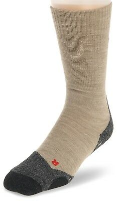 (5.5-7.5, Nature Mel) - Falke TK 2 Men's Trekking Socks. Falke ESS