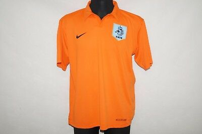Netherlands 2006 Home Nike Football shirt SIZE L