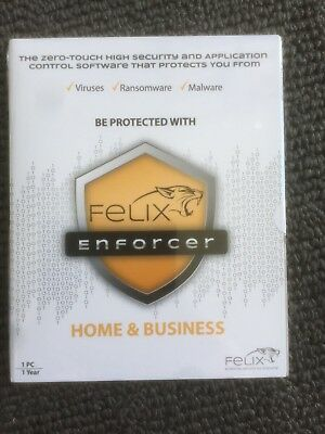 Felix Enforcer 12 months subscription