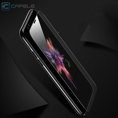 2 PCS Film Real Premium Tempered Glass Screen Protector for Apple iPhone 8 Plus