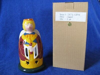 Villeroy Boch - Gallo Design - Hand Painted - 'Angel' Candle Holder