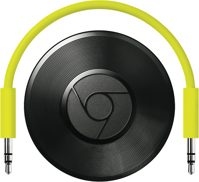 NEW GOOGLE GA3A00159AUDIO Chromecast Audio