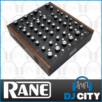 Rane MP2015 4 Channel High Performance Rotary DJ Mixer Built-in Soundcard