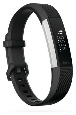Fitbit Alta HR Heart Rate Fitness Band - Small - Black. From Argos on eb V100331