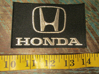New Honda Racing Patch Accord Civic Fit Cvr S2000 S500 S600 S800 Irl Indy Cars