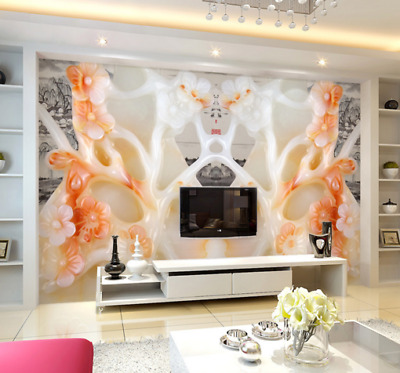 3D Painting Carving 77 Wall Paper Murals Wall Print Wall Wallpaper Mural AU Kyra