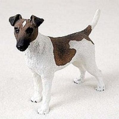 Conversation Concepts Fox Terrier Brown & White Standar