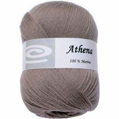Elegant Yarns Athena Yarn, Gainsboro