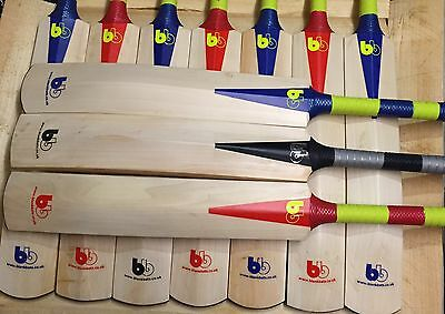 blankbats Cricket Bat Stickers