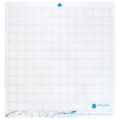 Silhouette CAMEO Light Hold Cutting Mat for Scrapbookin