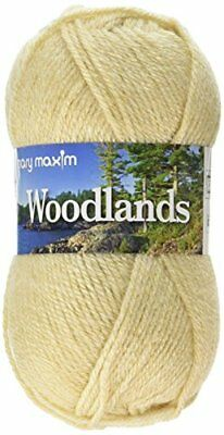 Mary Maxim Woodlands Yarn, Flax