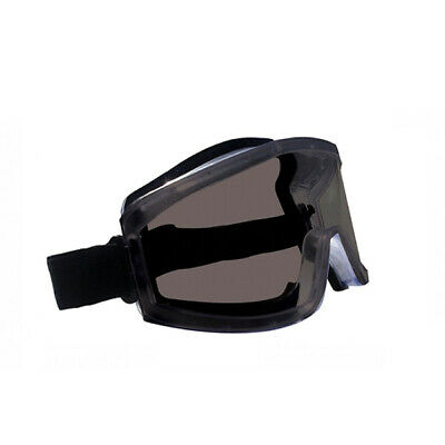 Chemical Safety Goggles - Helix  – Smoke