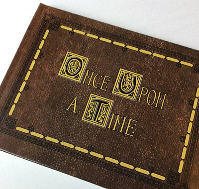 Henry's Book Once Upon A Time Storybook!Featuring Stories and Pictures!140 Pages