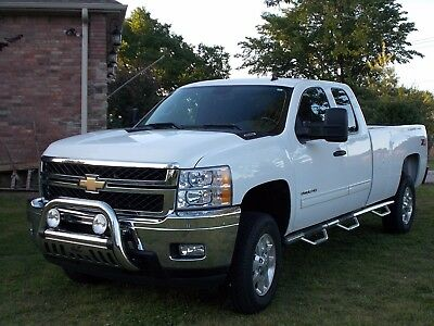 2011 Chevrolet Other Pickups LTZ CHEVY SILVERADO 2500 HD Crew Cab, Z-71 4X4 Long Bed.