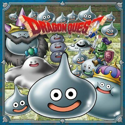 And His Friends 144 Piece Jigsaw Puzzle Dragon Quest Me