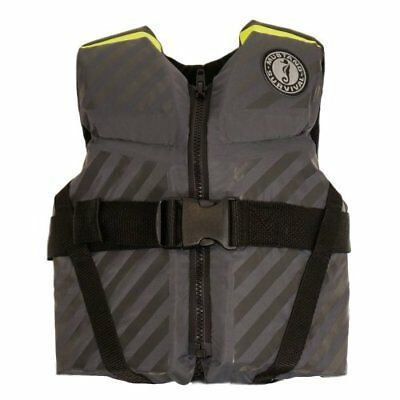 Mustang Survival Lil' Legends 70 Flotation Vest, Gray/F