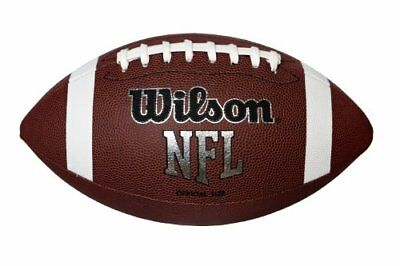 Wilson NFL Air Attack Football for Ages 14 and Above