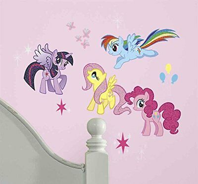 RoomMates RMK2498SCS My Little Pony Peel and Stick Wall