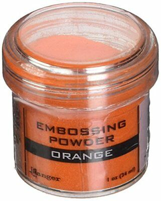 Ranger Embossing Powder, 1-Ounce Jar, Orange