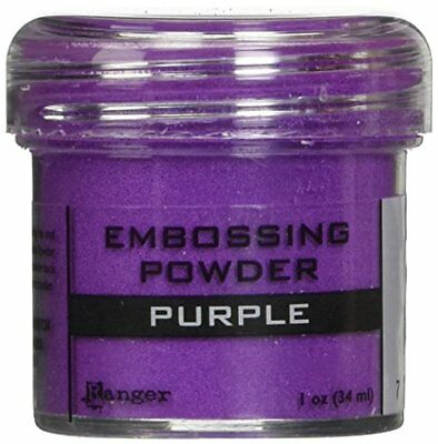 Ranger Embossing Powder, 1-Ounce Jar, Purple