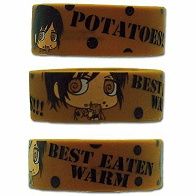 Attack on Titan: SD Sasha Potatoes PVC Wristband