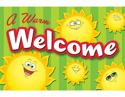Teacher Created Resources Happy Suns Welcome Postcards