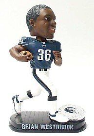 Philadelphia Eagles Brian Westbrook Forever Collectible