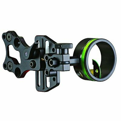 HHA Optimizer Lite Cadet 1 Pin Sight, Black, .019-Inch,