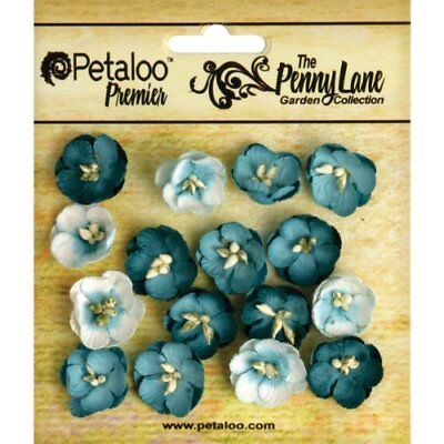 Petaloo Penny Lane Forget Me Nots for Scrapbooking, 0.8