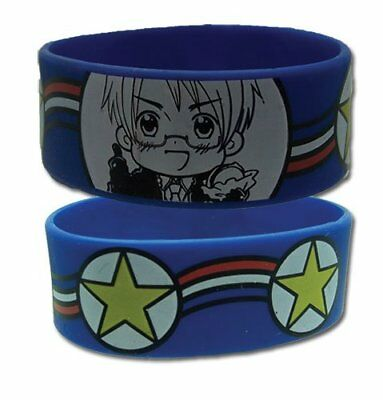 Hetalia America Wristband by GE Animation
