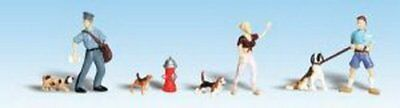 Woodland Scenics HO Scale Scenic Accents Figures/People