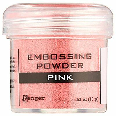 Ranger Embossing Powder, 1-Ounce Jar, Pink