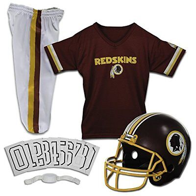 Franklin Sports NFL Washington Redskins Deluxe Youth Un