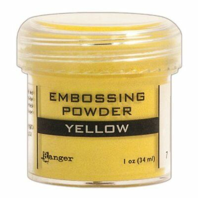 Ranger Embossing Powder, 1-Ounce Jar, Yellow
