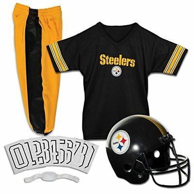 Franklin Sports NFL Pittsburgh Steelers Deluxe Youth Un