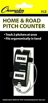 Champion Sports Home and Road Pitch Tally Counter