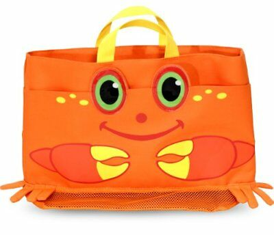 Melissa & Doug Sunny Patch Clicker Crab Large Beach Tot