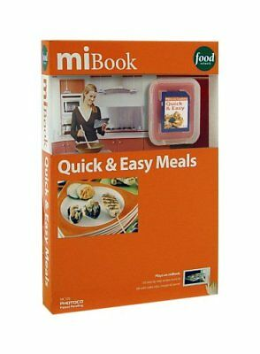 miBook Quick and Easy Meals