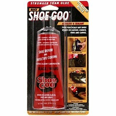 SHOE GOO Shoe Repair Adhesive, Black