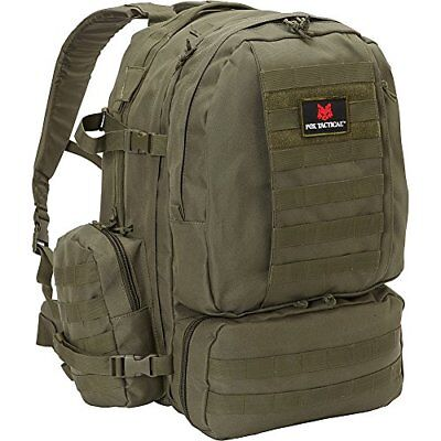 Fox Outdoor Products Advanced 3-Day Combat Pack, Olive