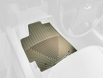 WeatherTech Trim to Fit Front Rubber Mats for Toyota Hi