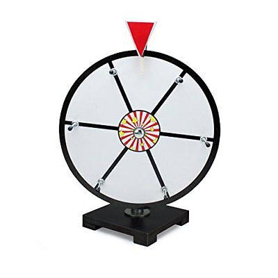 12 Inch White Dry Erase Prize Wheel By Midway Monsters