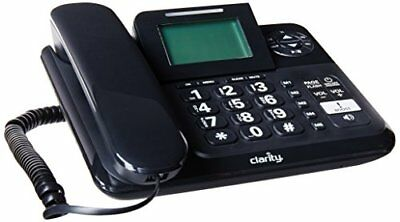 Clarity 53730 E814 Amplified 40DB Corded Phone