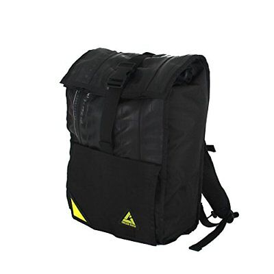 Green Guru Gear Commuter Upcycled Made in USA Backpack