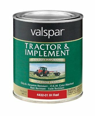 Valspar 4432-01 International Harvester Red Tractor and