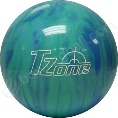 Brunswick TZone Caribbean Blue Bowling Ball (6-Pounds)