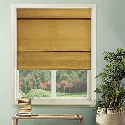 Chicology Cordless Magnetic Roman Shades / Window Blind
