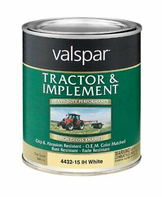 Valspar 4432-15 International Harvester White Tractor a