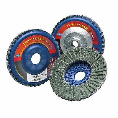 "Flap Disc 4-1/2"" Red 40g"